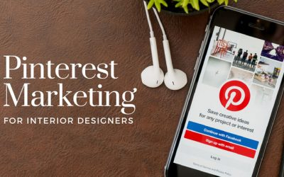 Pinterest Marketing For Interior Design Business