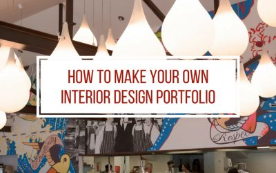How to Make Your Own Interior Design Portfolio