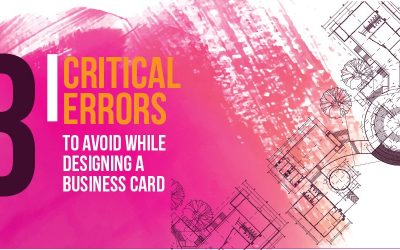 3 Critical Errors to Avoid While Designing an Interior Design Business Card